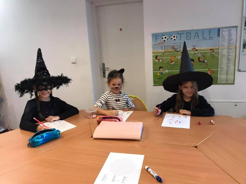 Halloween w klasie 2